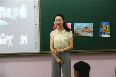 新曙光小学周末大年级家书一小学课堂图片