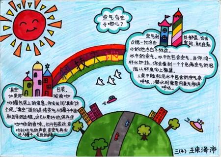 """【新曙光61幸福教育】科技节系列活动之""""科技幻想画""""与""""科技手抄报"""""""